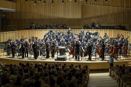 Con entrada gratuita, la Orquesta Estable del Teatro Colón presenta el primer concierto del año en la Usina del Arte