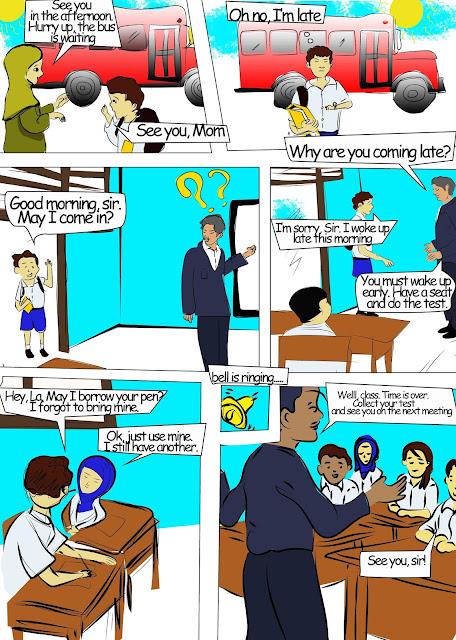 Bahasa Inggris Menyapa : bahasa, inggris, menyapa, Greetings,, Parting,, Thanking, Apologizing, Bahasa, Inggris