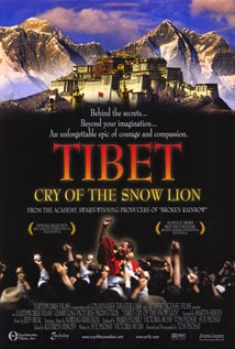 tibet cry of the snow lion image