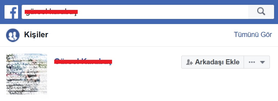 Facebook - Telefon Numarasından Yer ve Adres Bulma