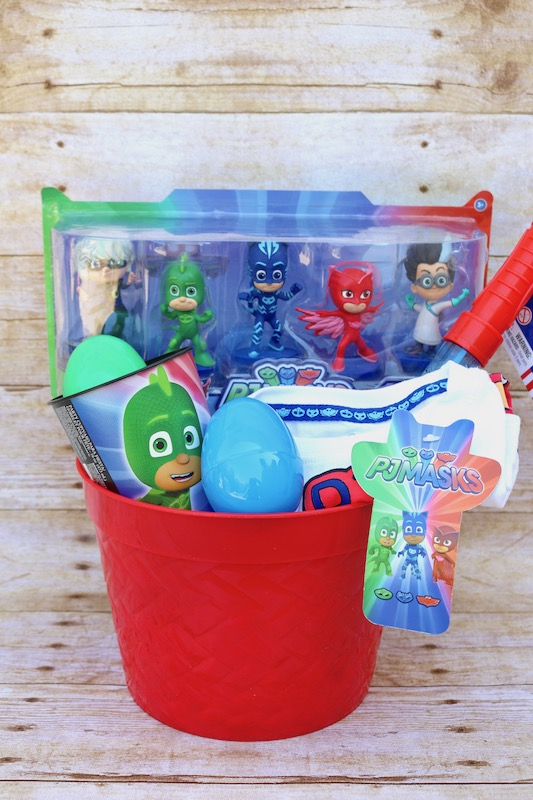 Last Minute Easter Basket Ideas With Party City Laura S