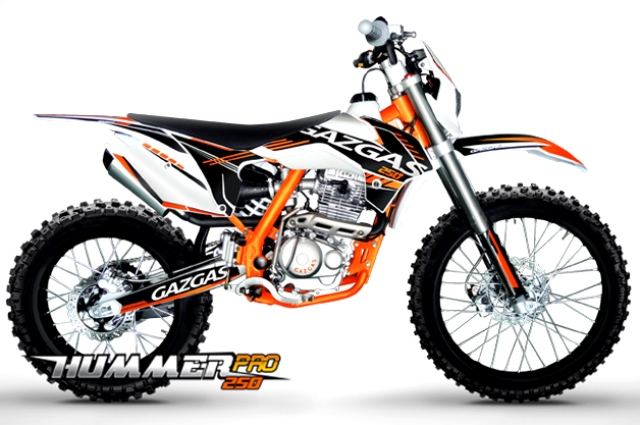 motor trail 250cc murah