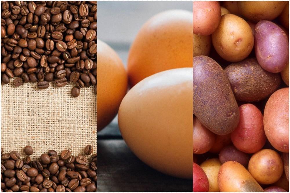 Câu chuyện ý nghĩa: Khoai tây, Trứng và Cà Phê
