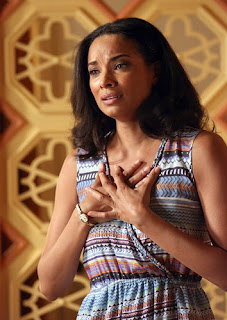 Rochelle Aytes es April Malloy en Mistresses