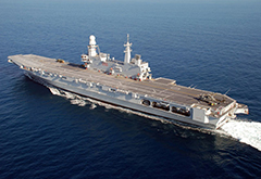 Cavour (550) Aircraft Carrier