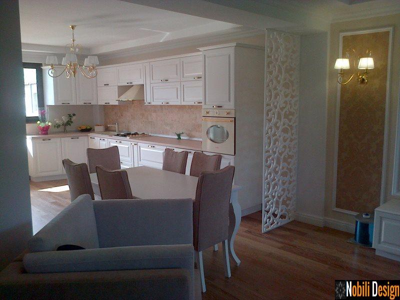Design interior case - stil clasic - Constanta