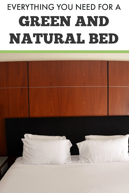 Everything you Need to Make a Green and Natural Bed