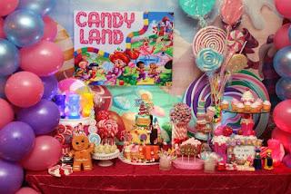delhi birthday planner candy land theme party idea