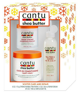 Cantu Shea Butter Limited Edition