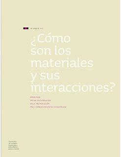 Apoyo Primaria Ciencias Naturales 4to Grado Bloque III ¿Cómo son las materiales y sus interacciones?