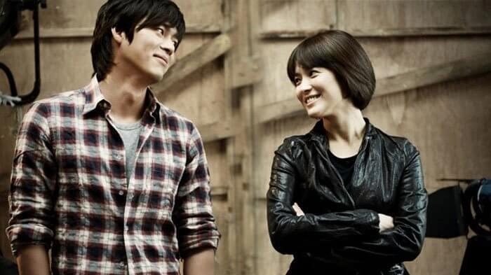 worlds within - drama song hye kyo
