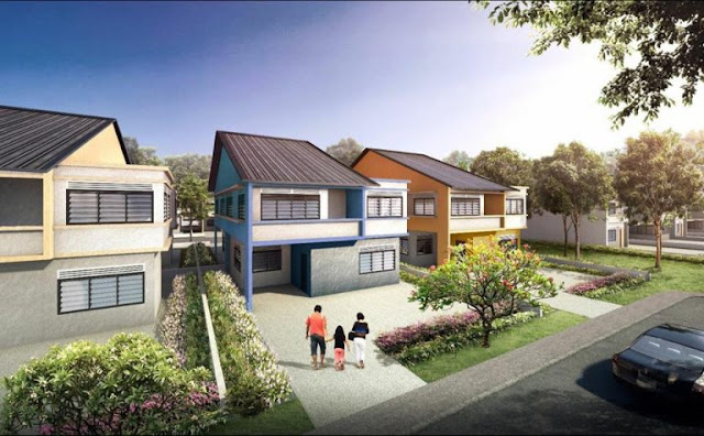 Image Result For Contoh Rumah Model