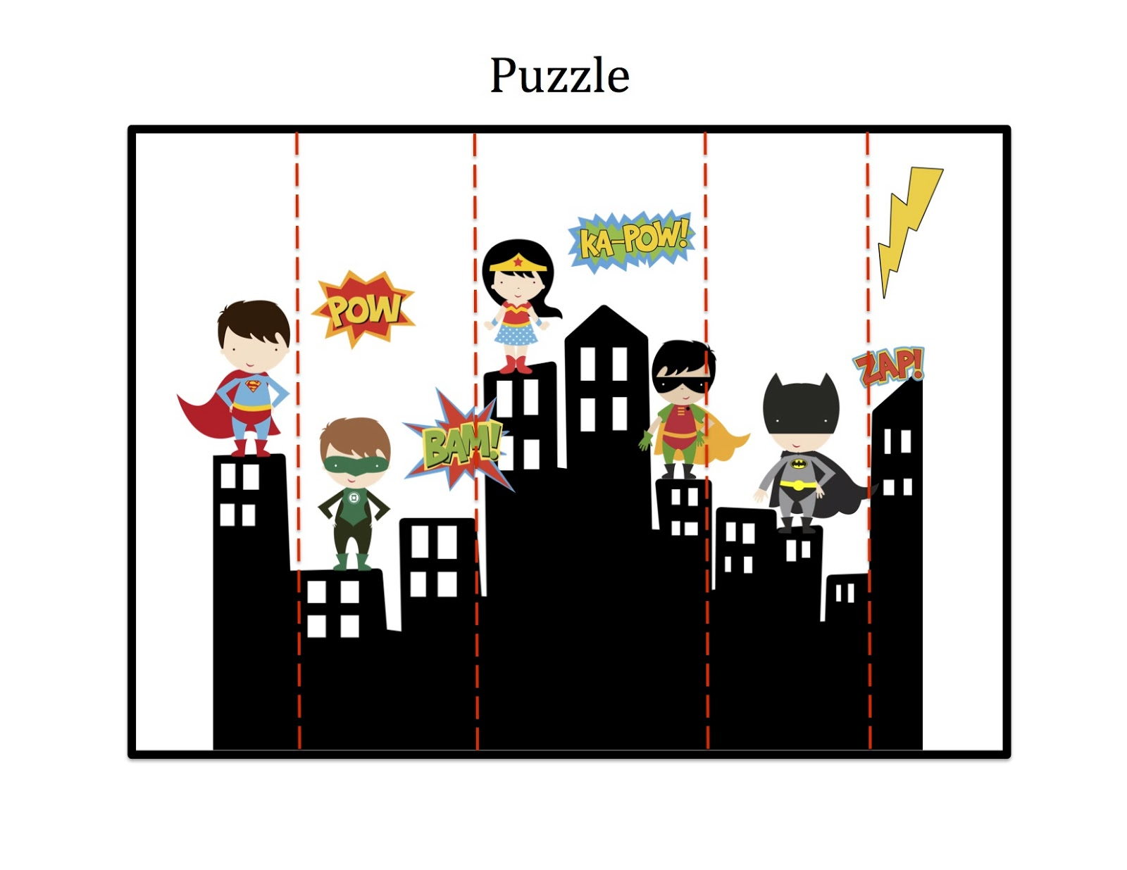 Images About Superhero Test Ideas