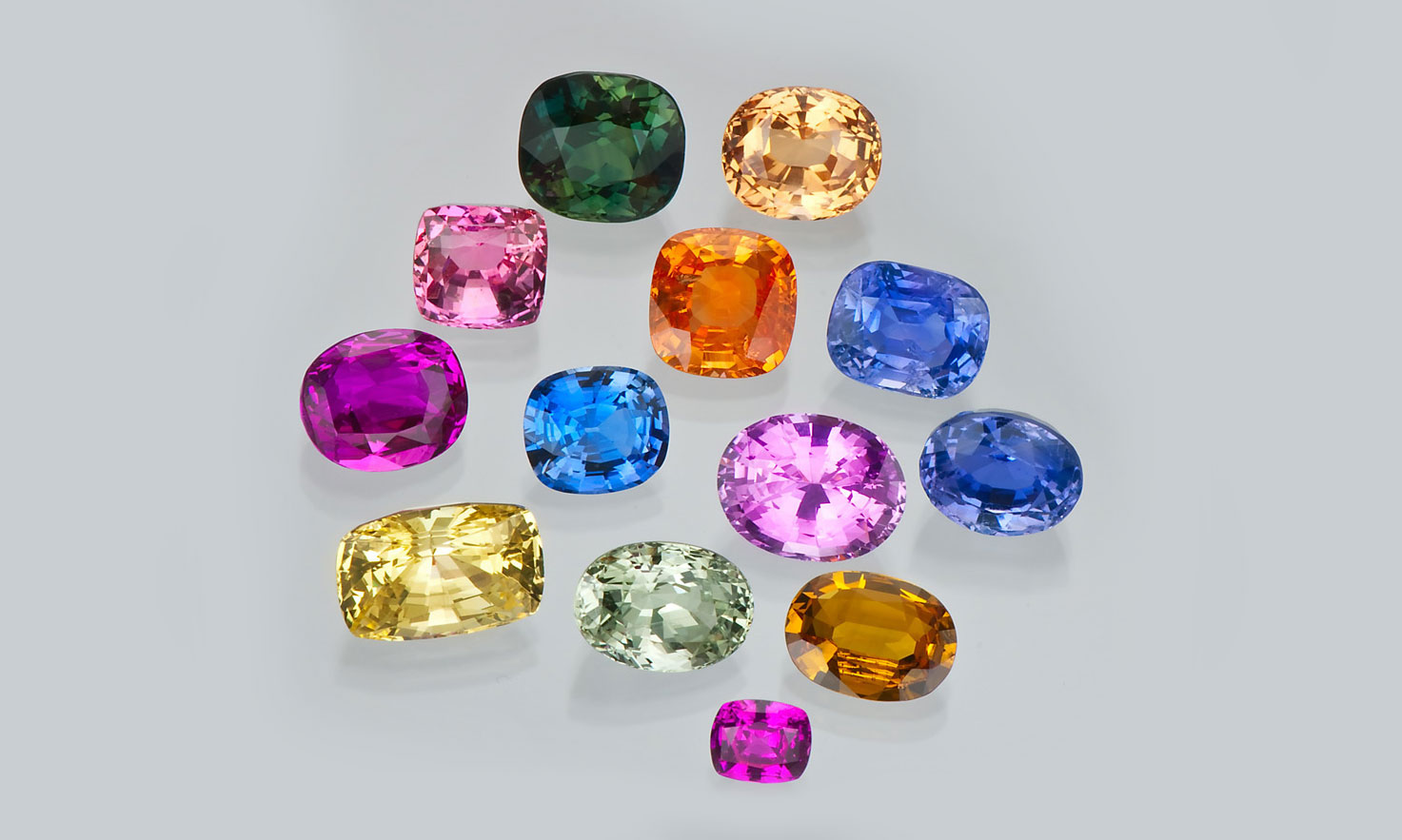 Did You Know That Not All Sapphires are Blue?