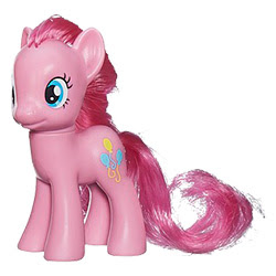 My Little Pony Rolling Sweets Cart Pinkie Pie Brushable Pony