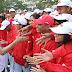 Lepas Kontingen Indonesia ke Asian Games, Presiden Jokowi Titipkan Nama Baik Bangsa