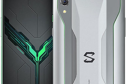 Xiaomi Black Shark 2, Review dan Spesifikasi Lengkap