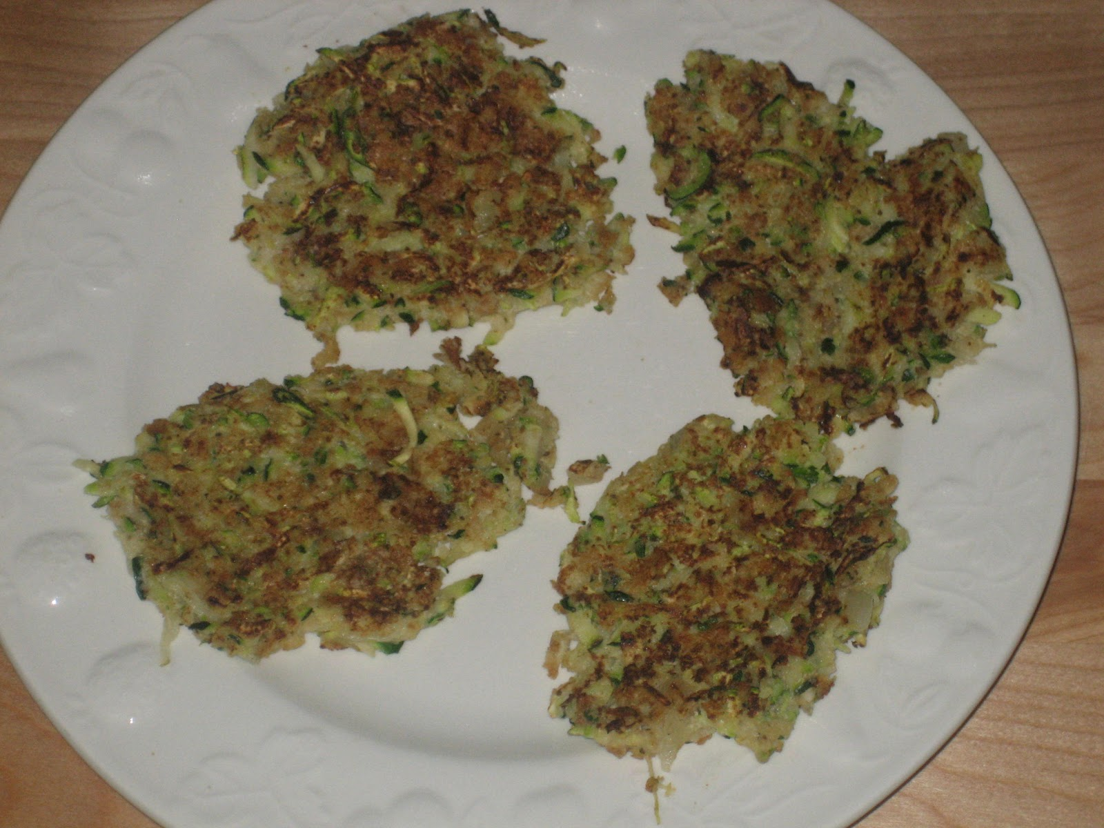 Vegan Zucchini Crab Cakes Recipe