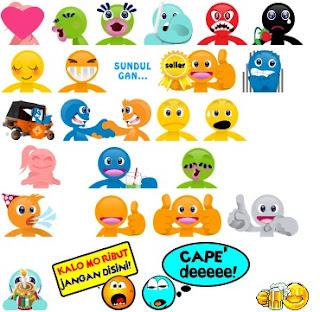 Cara Memasang Emoticon Kaskus DiBlogger