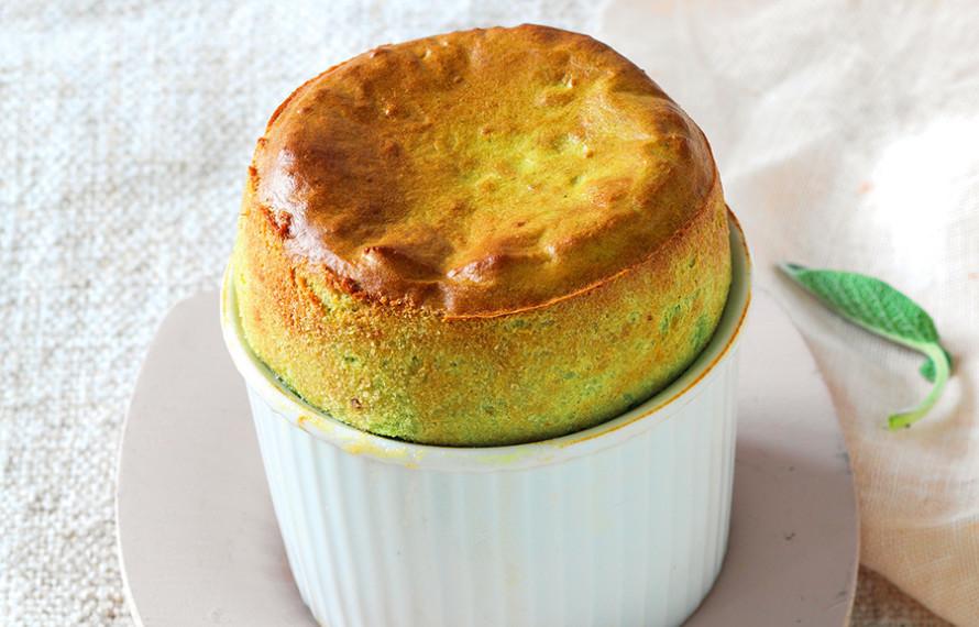 Food blogger influencer food souffl di crescione e - Crescione ricette cucina ...