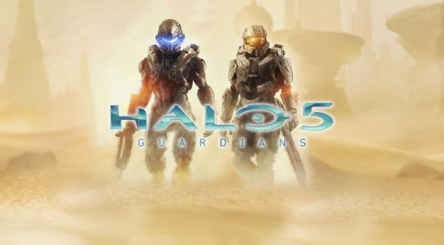 Gameplay Halo 5: Guardians Multiplayer Beta