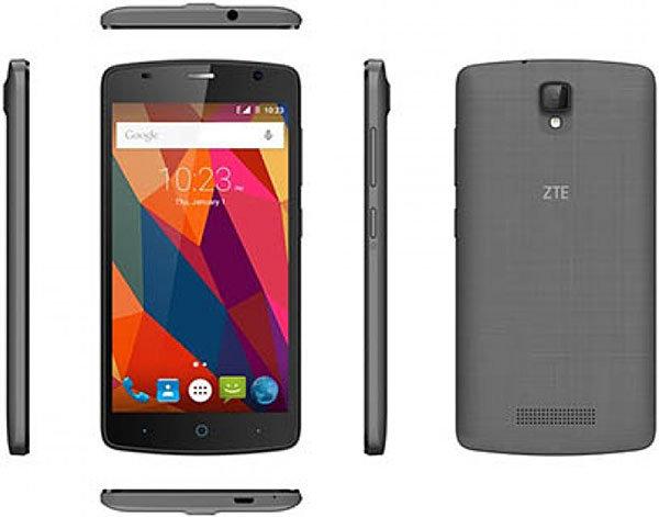 ZTE Blade L5 Plus Official Firmware [SDcard & Flashtool] - GurusMind
