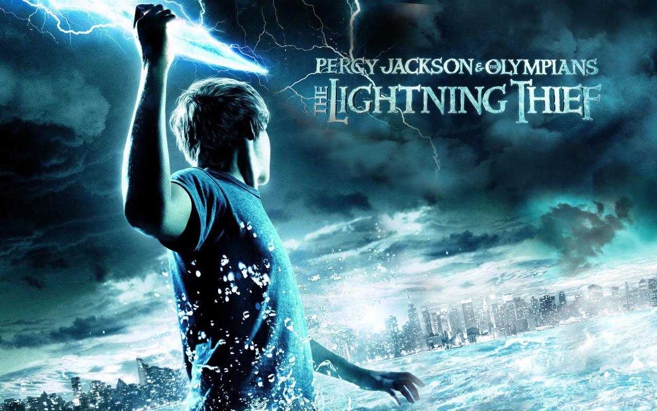 Infinity: Percy Jackson & the Olympians