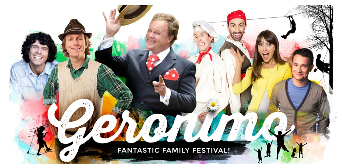 Geronimo Festival 2016, May Bank Holiday to do with young children, festival ticket competition