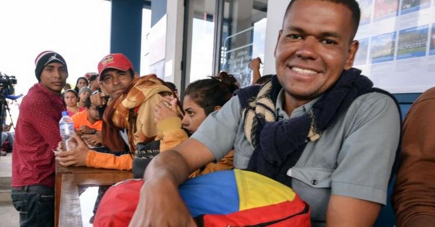 Hoy sábado se inicia censo de profesionales venezolanos en Perú. Sepa cómo inscribirse en www.unionvenezolana.org