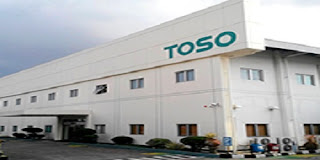 Informasi Loker Via Email 2018 PT Toso Industry Indonesia EJIP Cikarang