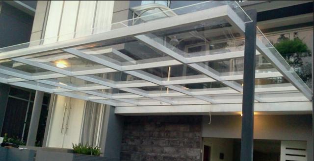 Jenis Atap Rumah Kaca