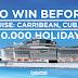 Castiga o croaziera in Caraibe, Cuba si Antile