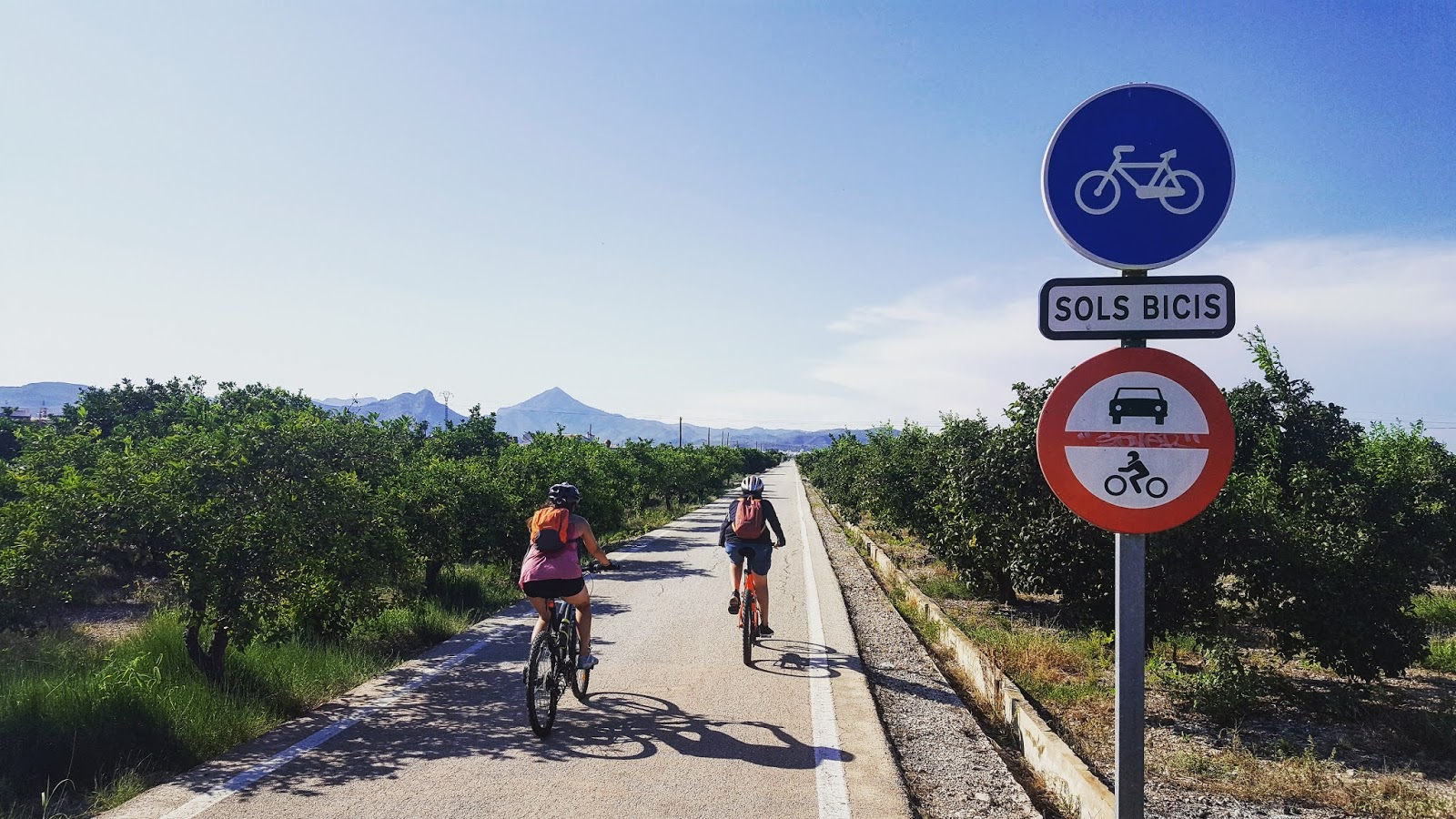 Vías Verdes - Rail trails in Spain