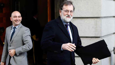 Early elections: Rajoy waited in Catalonia with the Popular Party