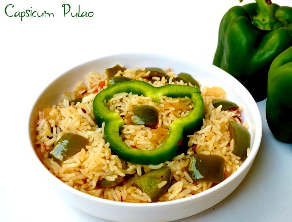 capsicum-pulao-recipe
