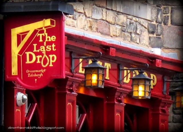 down the wrabbit hole, marti ingram, scotland pubs, edinburgh pubs