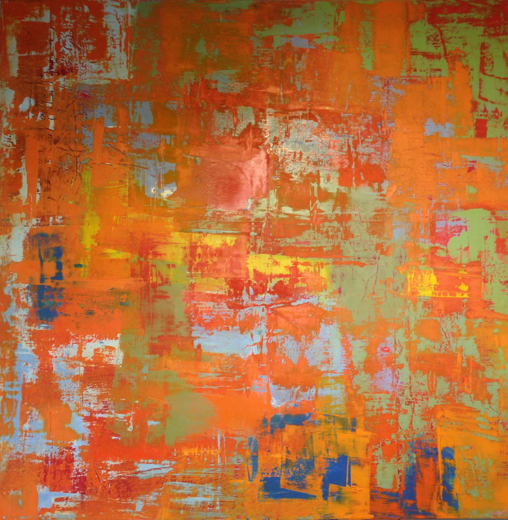 Cuadros modernos pinturas y dibujos dise os for Tecnicas vanguardistas
