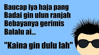 Kata Lucu Bahasa Banjar Ktawa Ayo Ketawa