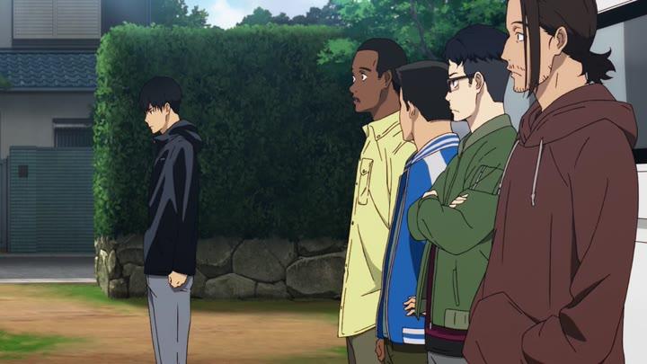 Assistir Kaze ga Tsuyoku Fuiteiru - Episódio 17 Online