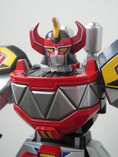 Super Robot Chogokin Daizyujin Megazord 01