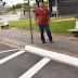 Atendendo pedido do Vereador Paulinho Linares os pontos fixos dos vendedores ambulantes foram demarcados