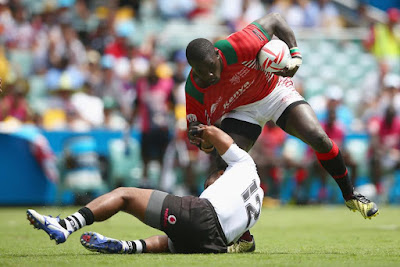 Kenya Rugby Sevens Squad for PyeongChang Olympics
