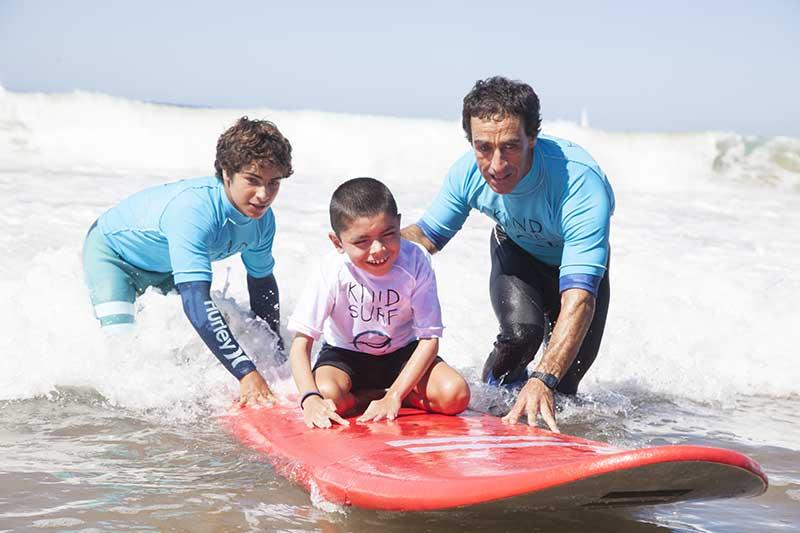Kind Surf Zarautz 2016