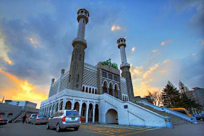 Masjid Sentral Seoul, Hannam-dong, Yongsan-gu