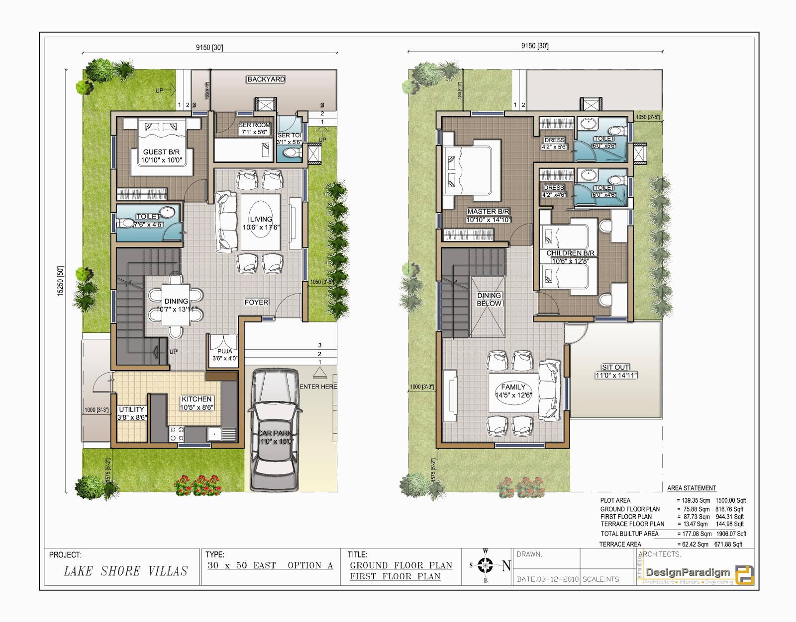 Lake Shore Villas: Designer Duplex Villas For Sale In
