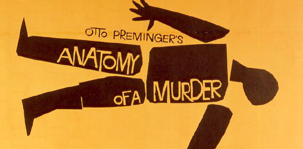 Rays Filme - Klassiker: Anatomie eines Mordes
