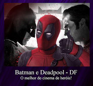 Batman e Deadpool (Placcido)