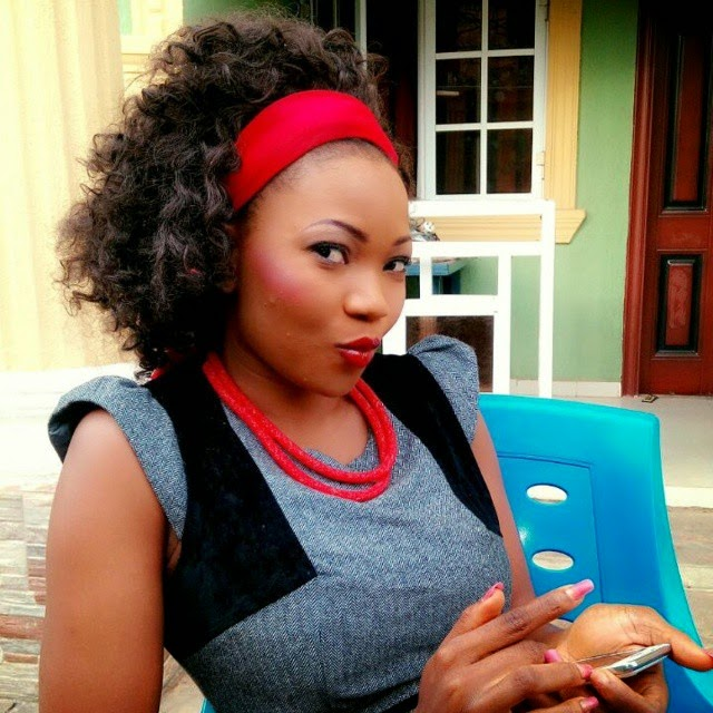 "Jumoke%2BOdetola - ""Stupid Ass And Shameless Thing"" – Upcoming Actress Troll Popular Actress, Jumoke Odetola."