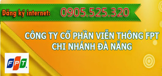 Đăng Ký Internet FPT Phường Hoà Hải, Quận Ngũ Hành Sơn