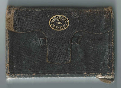 1885 Diary of a Farmer from the Dunstable, Massachusetts, Area
